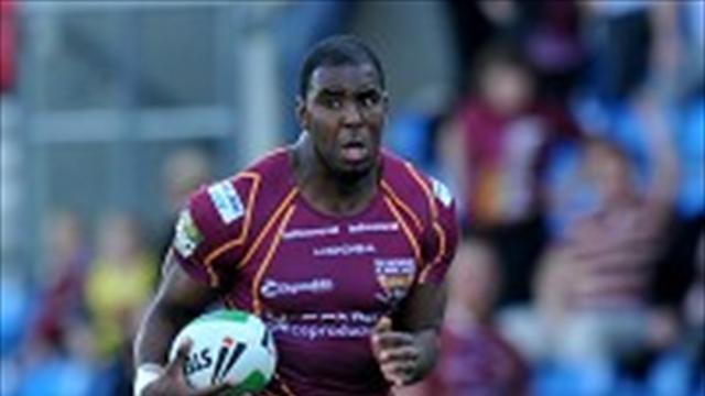Rugby League - Ankle injury sidelines Lawrence