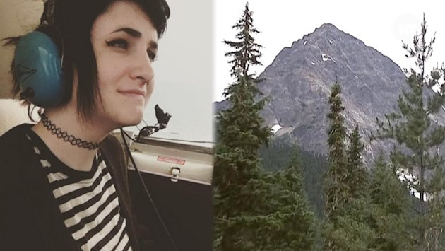 Autumn Veatch had to hike through the Cascades and hitchhike to the nearest town after a plane carrying her and her grandparents went down. She was the sole survivor.