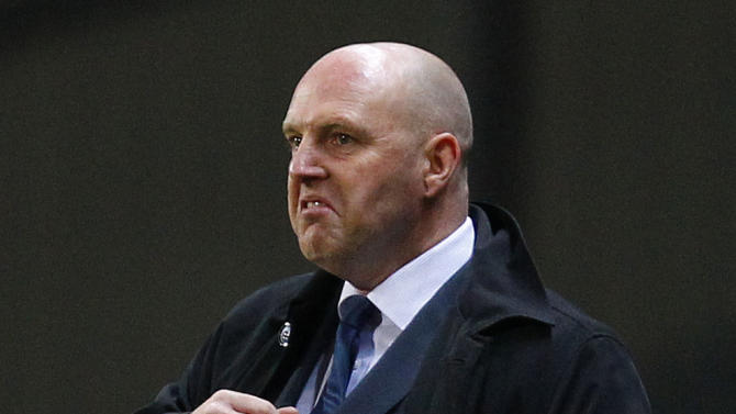 Steve Kean's future as Blackburn boss is up in the air