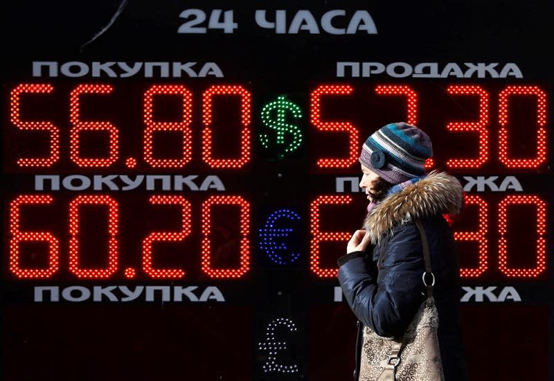 Rusia experimenta una fuga neta de capitales de 26.500 millones hasta agosto