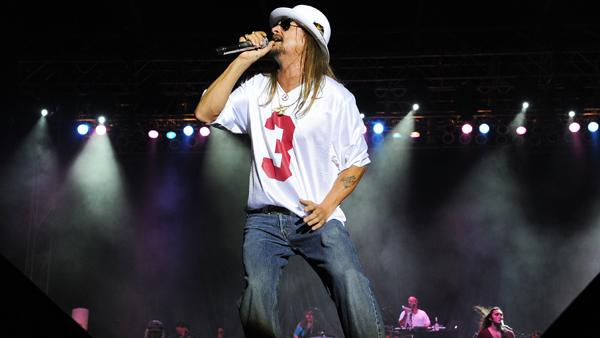 Kid Rock Chats About Meeting Mitt Romney, Dining With Eminem