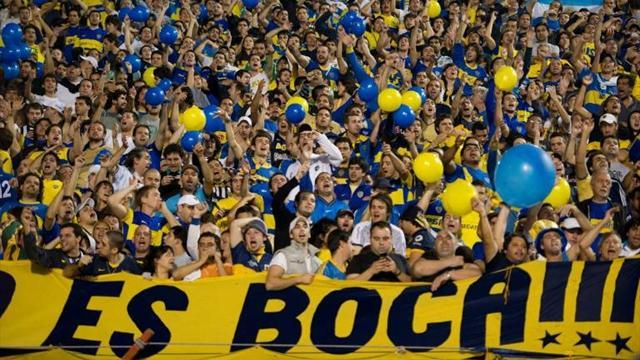 World Football - Boca Juniors come back to win thriller