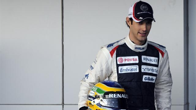 Formula 1 - Senna gets Singapore grid penalty