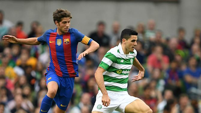 Rogic's Celtic cop tough Champions League draw