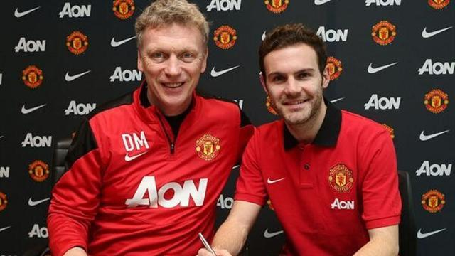 Premier League - Mata relishes playing with Rooney at United