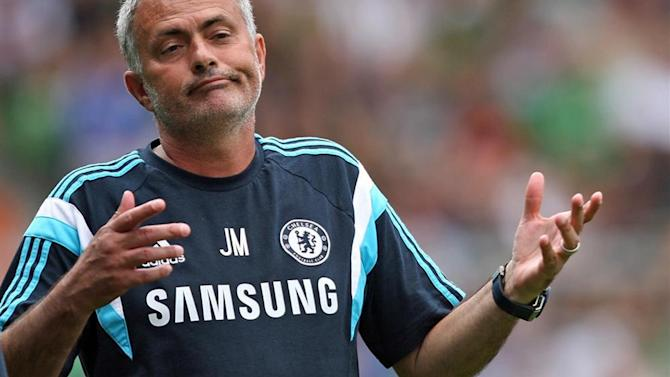 Premier League - Mourinho: Chelsea strong enough to win trophies for next decade