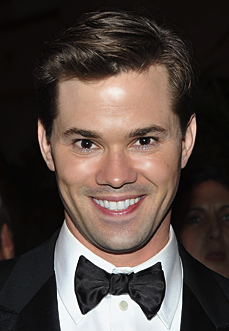 UTA Signs 'New Normal's Andrew Rannells