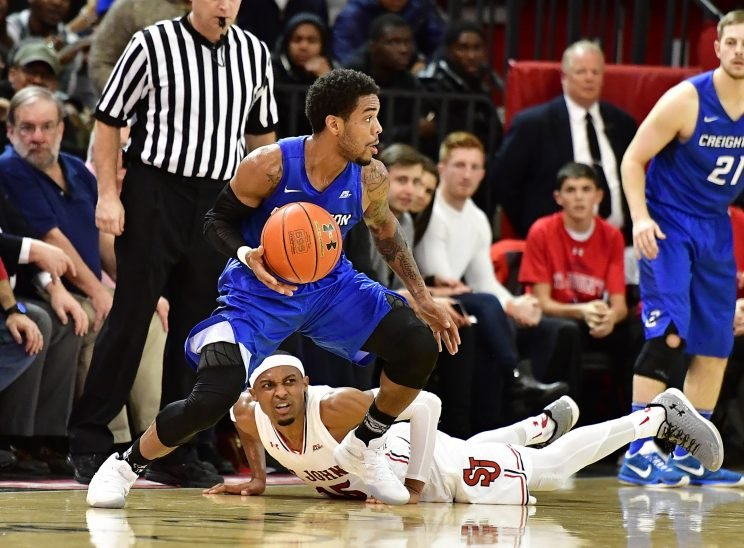 Maurice Watson Jr. was as valuable to Creighton as almost any other player is to his team in the country. (Getty)