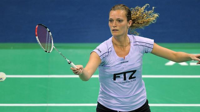 Olympic Games - Baun closes on fairytale win at All England Open