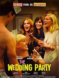 The Wedding Party: una notte da leonesse (stanche) per Kirsten Dunst & co. [RECENSIONE]