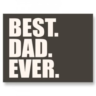 Who gets your vote for Father of the Year?
