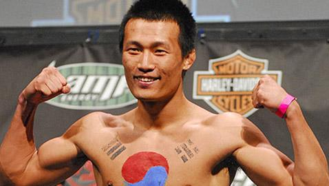 Korean Zombie Returns at UFC Fight Night Stockholm