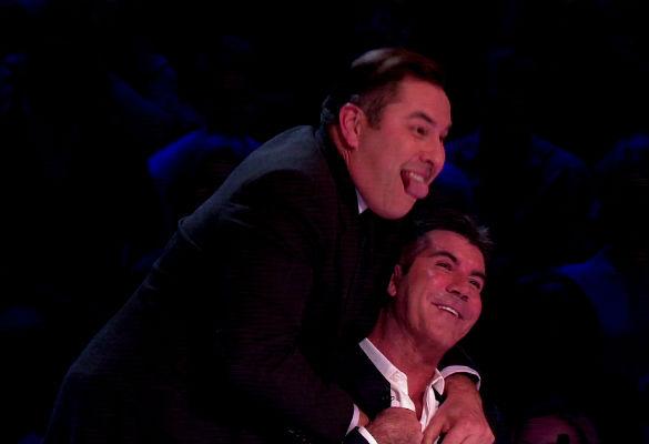 Britain's Got Talent 2015: Simon Cowell: 'David Walliams Ego Is Getting Bigger And Bigger'