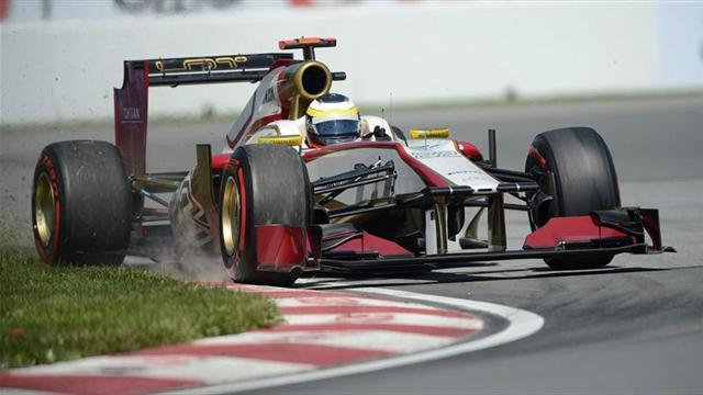 Formula 1 - HRT put up for sale by owners