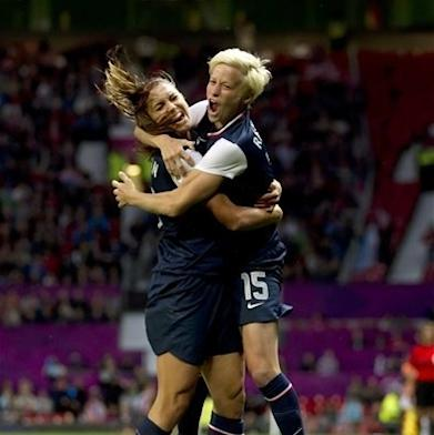 Morgan may be next face of US women's soccer The Associated Press Getty Images Getty Images Getty Images Getty Images Getty Images Getty Images Getty Images Getty Images Getty Images Getty Images Gett