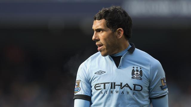 Serie A - Euro Papers: Tevez to Juventus