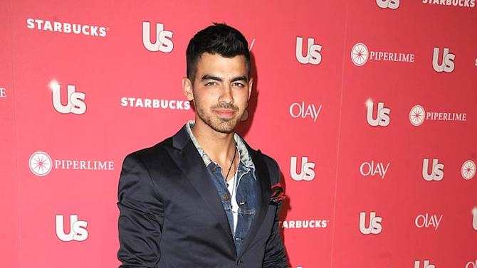 Joe Jonas US Hllywd Prty