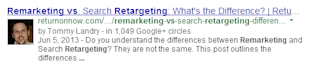 Semantic Markup: Adding Context To SEO image Authorship Markup Landry Retargeting Remarketing
