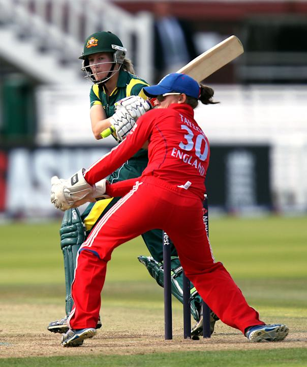 Cricket - First Womens Ashes One Day International - England Women v Australia Women - Lords'