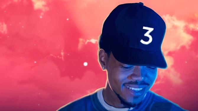 coloring book chance the rapper twitter goes nuts over chance the rapper 39 s new mixtape