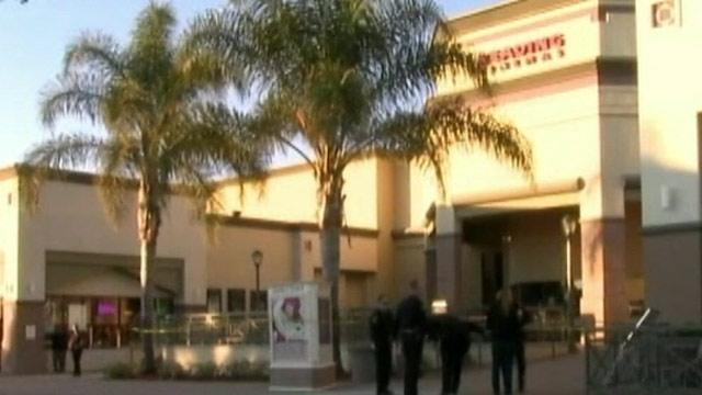 Cops Shoot Suspect in San Diego Theater