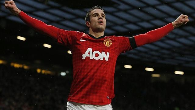 Premier League - RVP: They can think what they like, United not vulnerable