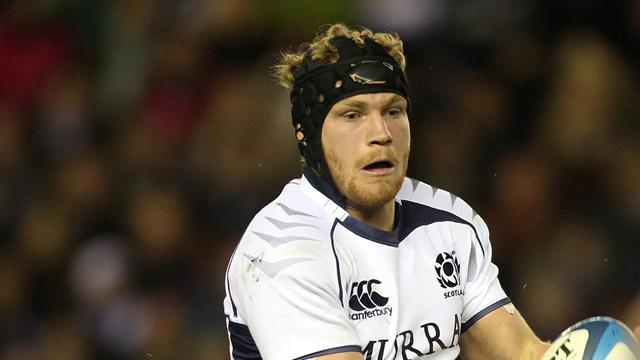 Rugby - Rennie dislocates shoulder in Scotland loss