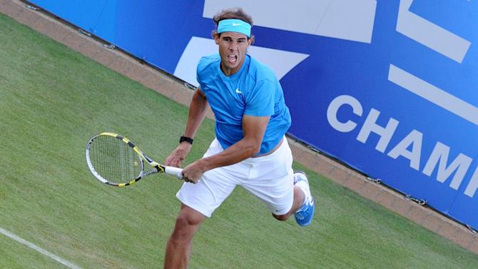Tennis - Rafael Nadal returning to Queen's for Wimbledon warm-up