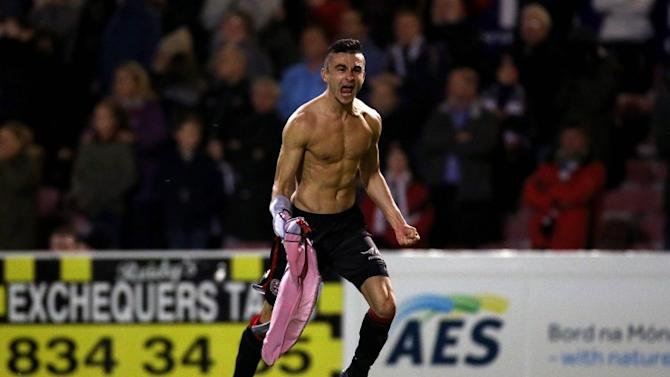 LOI wrap: Dundalk denied by Bohemians, Rovers and Derry ends in stalemate