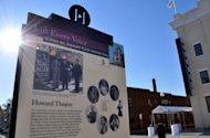 Information about the historic Howard Theater in Washington, DC. In its heyday, it featured vaudeville, live theater, musicals and local talents shows, bringing the newest and biggest names of the era in black entertainment