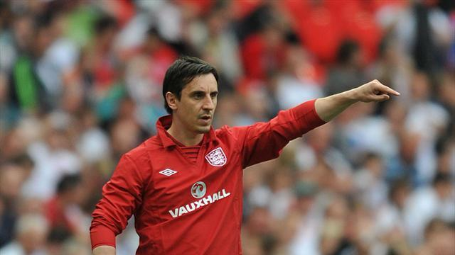 Premier League - Neville: United are on the up