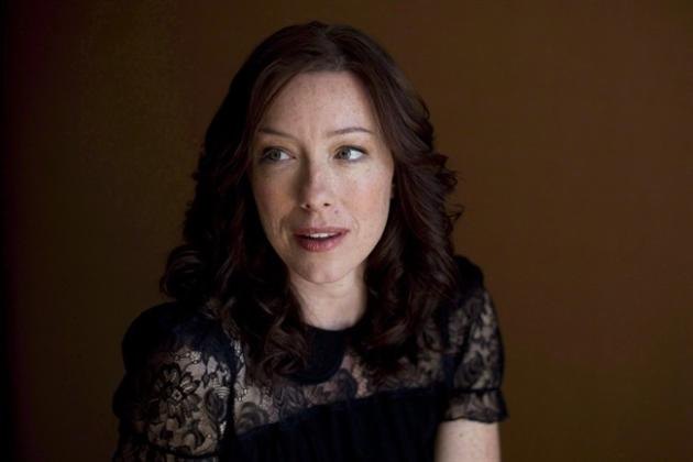 "Canadian actress Molly Parker takes on the role of a devoted wife and mother who goes on a soul-seeking journey in the play ""Harper Regan."" Parker is shown at the Toronto International Film"