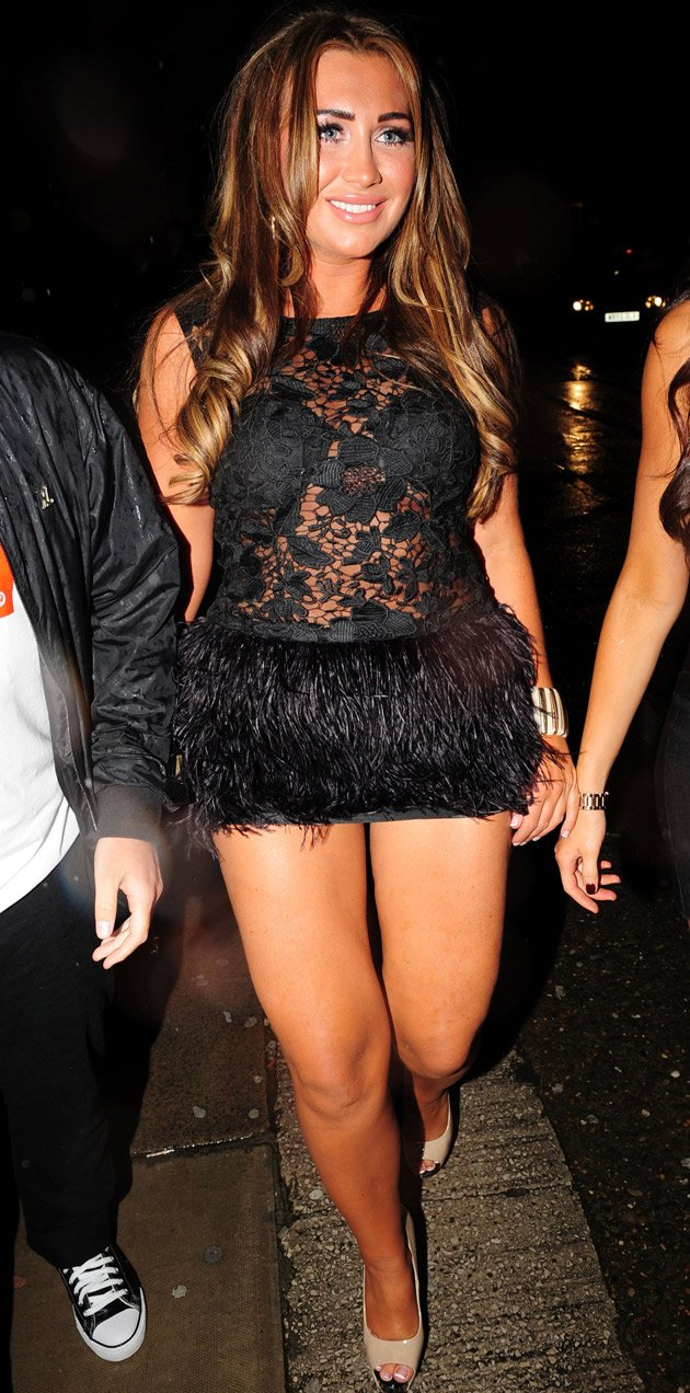 Lauren Goodger, TOWIE, Liverpool, Katie Price