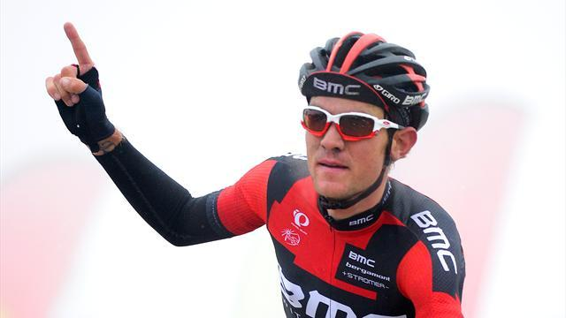 Cycling - Van Garderen wins stage four, Rodriguez retains overall lead