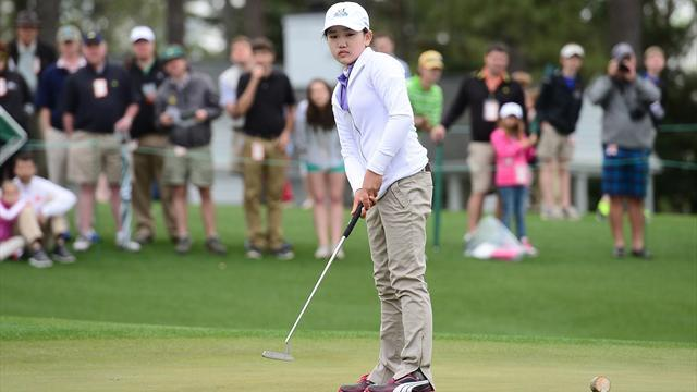 Golf - 11-year-old shoots 68 to earn place at US Open