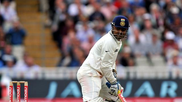 Cricket - India get in the groove