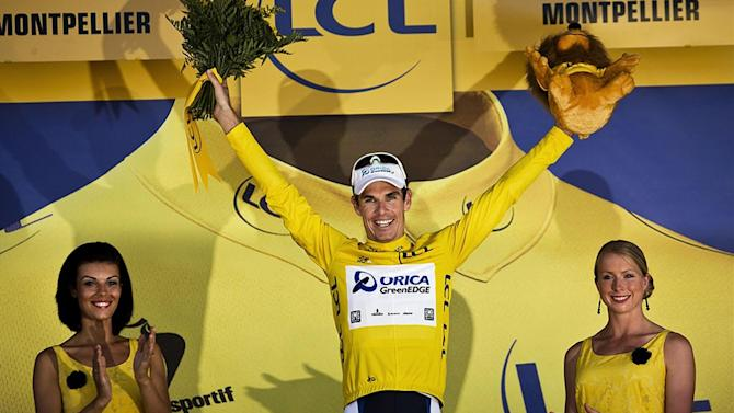 Tour de France - South African Impey fails drugs test