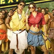 Deepika Padukone's Blue Lungi And Red Shirt On 'Chennai Express' Poster Belong To Shah Rukh Khan