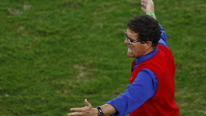World Cup - Capello will stay on if Russians want him