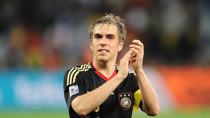 Philipp Lahm believes Italy would be harder semi-final opponents than England for Germany
