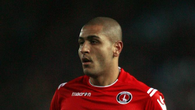 Leon Clarke, who is on loan from Charlton, is looking to keep his scoring run going