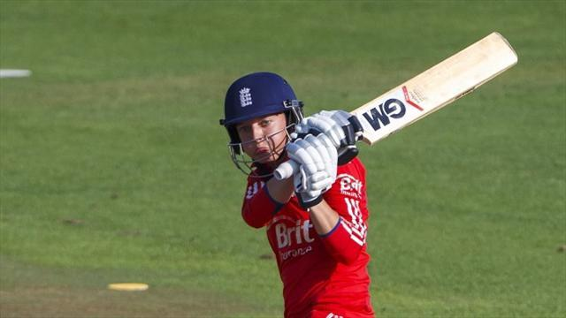 Cricket - Taylor fifty sees England home