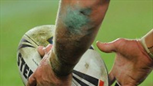Rugby League - Lights go out on Whitehaven