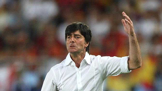Joachim Low wants Germany to take control against Italy