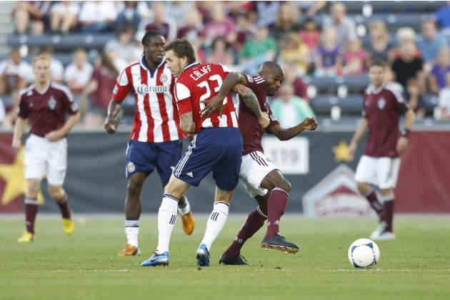 Chivas USA v Colorado Rapids
