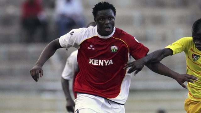 World Cup - Injured Wanyama misses Kenya v Malawi