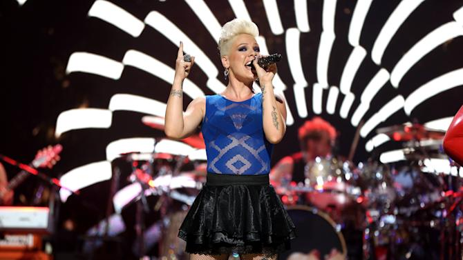 2012 iHeartRadio Music Festival - Day 2 - Show