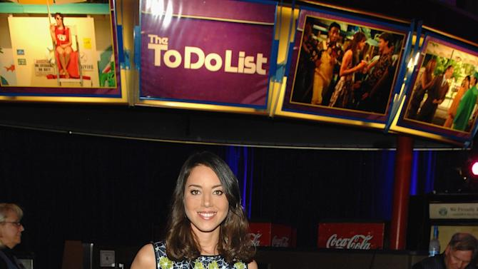 """CBS Films Presents A Special Screening Event For """"The To Do List"""" At Cinema Con In Las Vegas"""