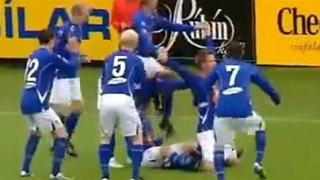 World Cup - Iceland's success is no laughing matter