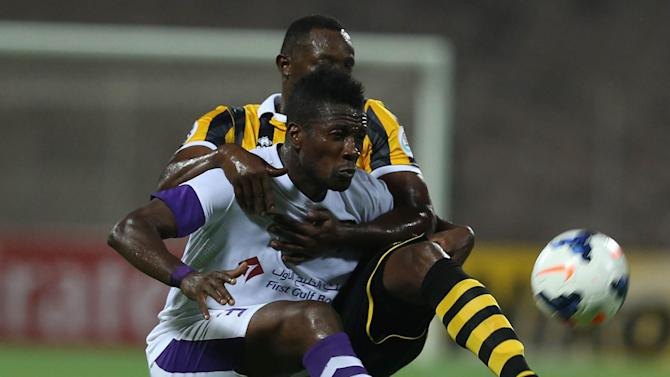 Asian Football - Gyan scores again as Al Ain prove too strong for Al Ittihad